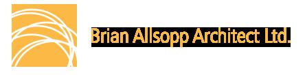 Brian Allsopp Architect Ltd.
